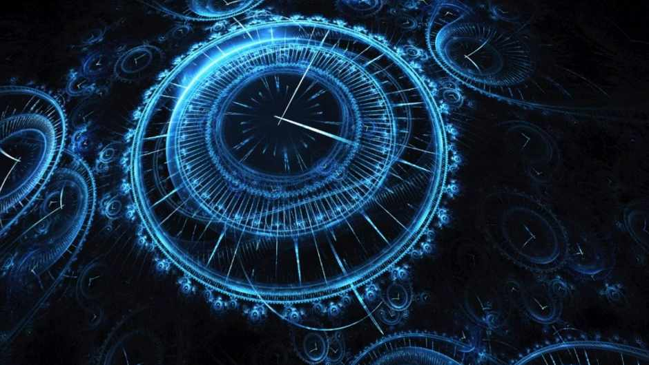 Which came first – time or space? © iStock