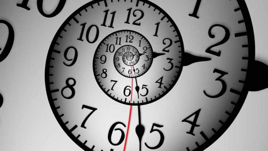 Is time real or an illusion? © iStock