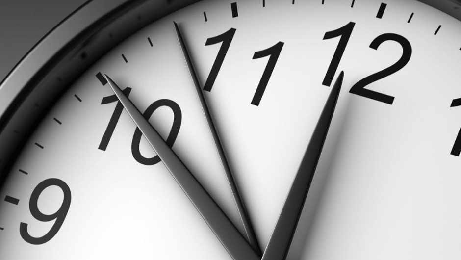 Why do clocks go clockwise? © iStock