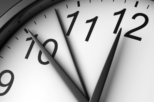 Why do clocks go clockwise? © iStock