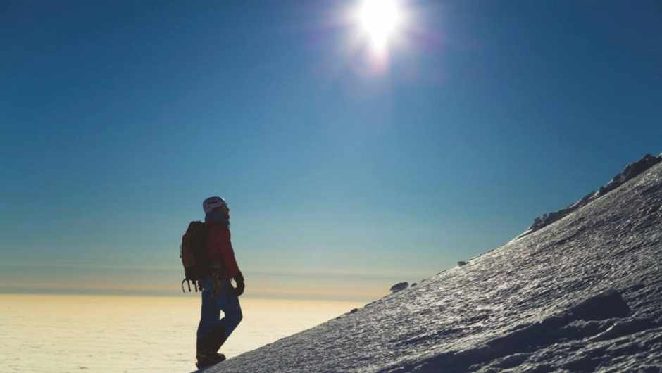 Why is it colder at the top of a mountain, if you're closer to the Sun? © iStock