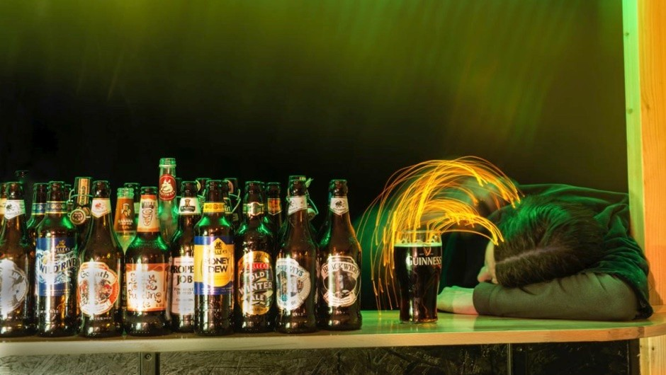 Why do alcoholic drinks give me vivid dreams? © iStock