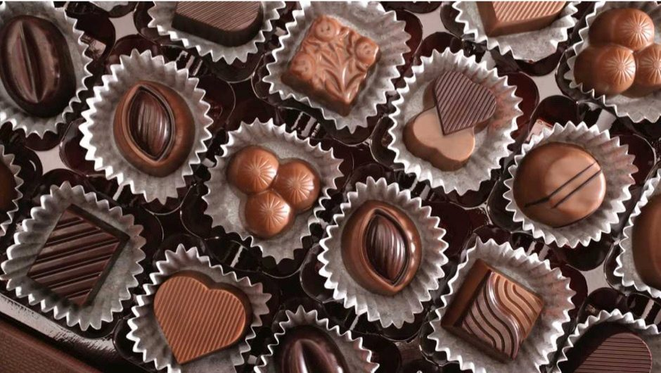 Who loves chocolate?