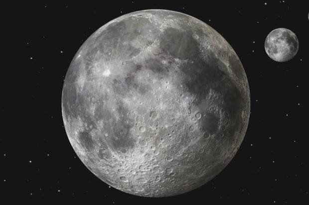 Can moons have moons? © iStock
