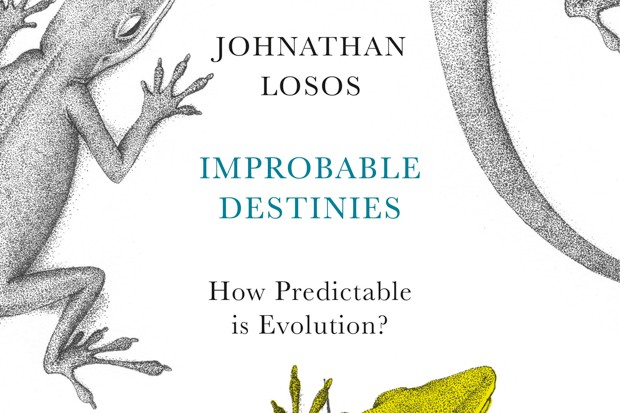 Improbable Destinies by Jonathan Losos is out 8 August 2017 (£20, Allen Lane)