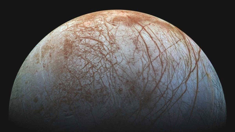 Why doesn't Europa have any impact craters?