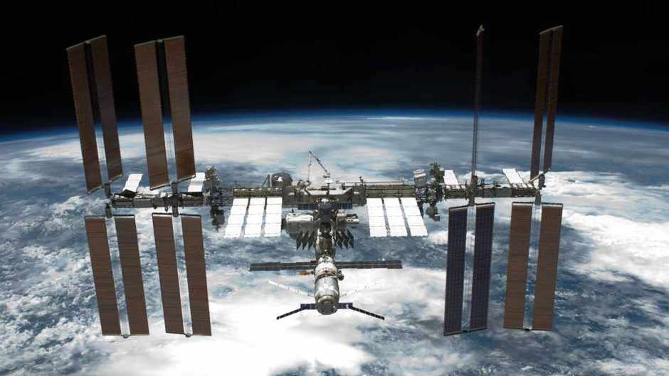 Could we reuse any ISS modules for a Mars mission? © NASA