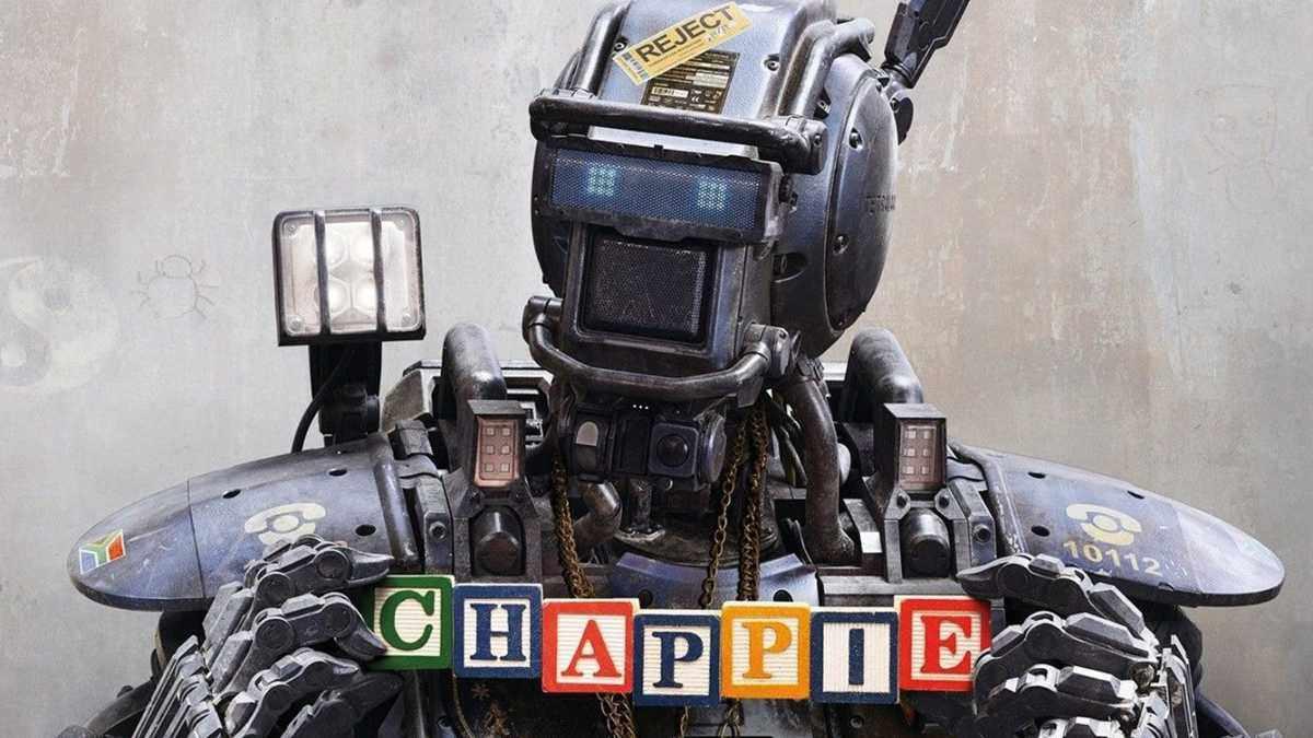 Chappie © Shutterstock