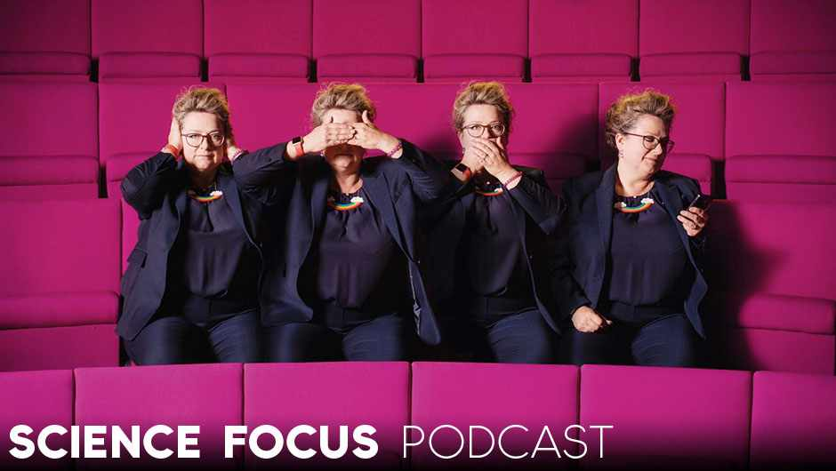Science Focus Podcast: Royal Institution Christmas Lectures past and present © Paul Wilkinson/Royal Institution