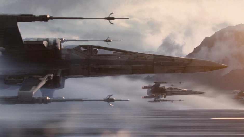 Why do some Starfighters have X-wings? © Disney / Lucasfilm