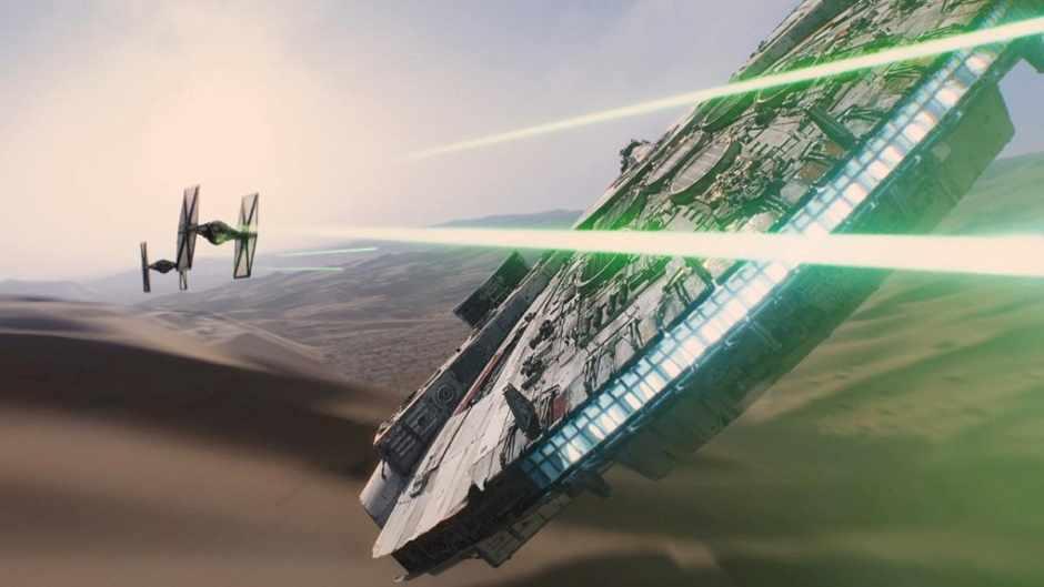 What is a parsec? © Disney / Lucasfilm