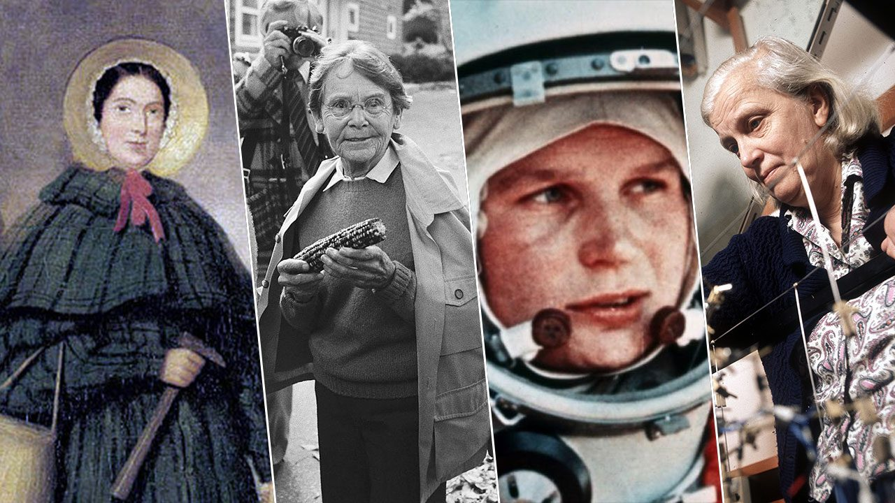 Women Who Changed the World Fifty Inspirational Women Who Shaped History