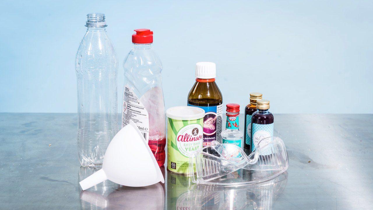 How to make elephant toothpaste , BBC Science Focus Magazine