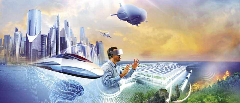 Future technology: 22 ideas about to change our world - BBC