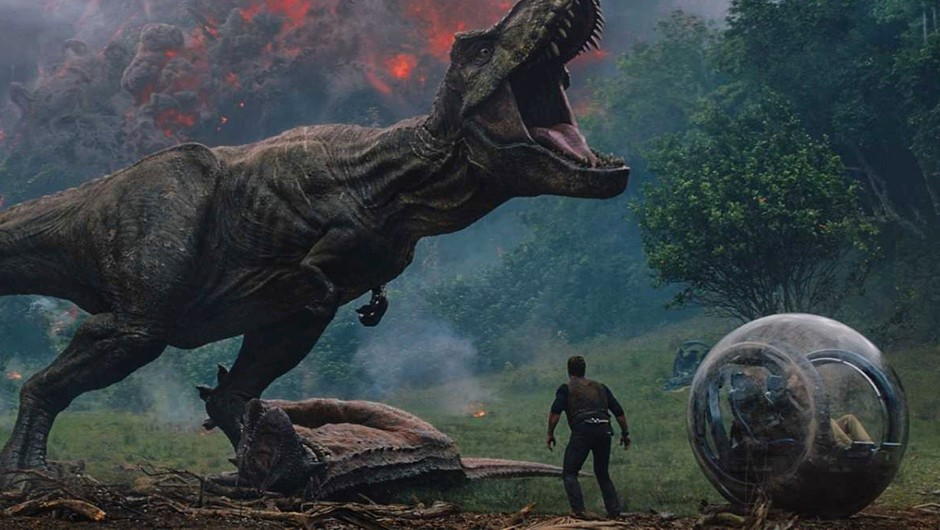 A Jurassic world away from reality © Universal Pictures