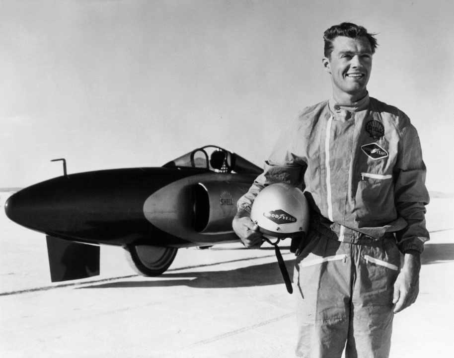 Craig Breedlove: who is America's king of speed? © National Motor Museum/Heritage Images/Getty Images