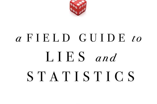 A Field Guide to Lies and Statistics by Daniel Levitin is out on 26 January (Viking, £14.99)