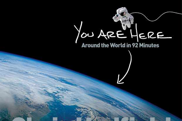 Chris Hadfield's book You Are Here: Around the World in 92 Minutes is out now on Macmillan, £20