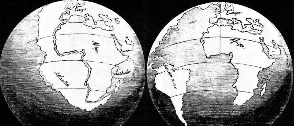 Who really discovered continental drift? © Alamy