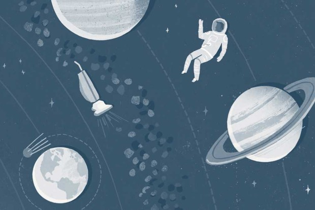 Everything you know about space is wrong © Sara Mulvanny