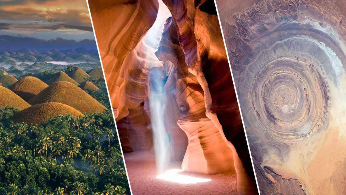 19 natural wonders of the world to see before you die © Getty Images