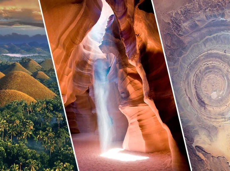 19 natural wonders of the world to see before you die - BBC Science