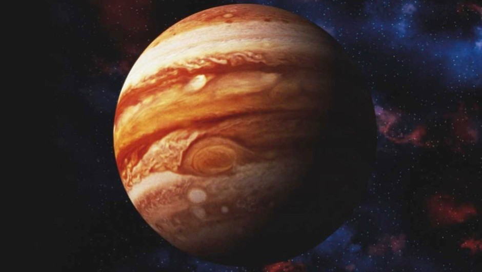 Why is Jupiter stripy?