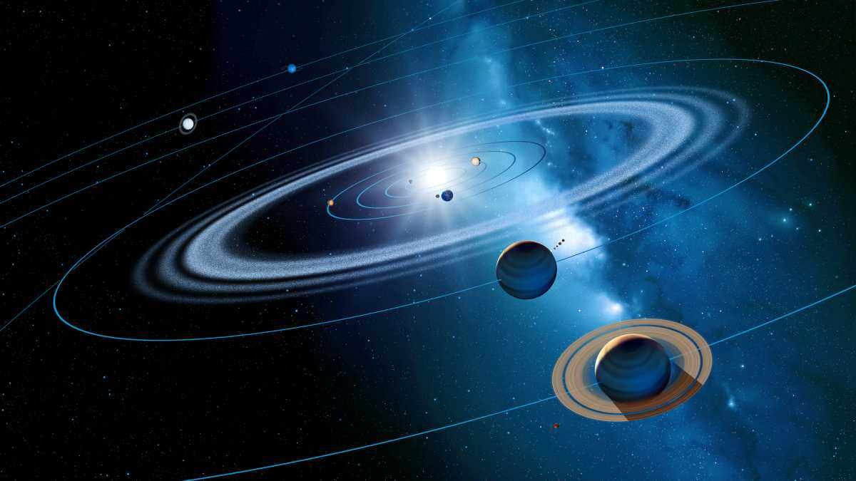 Why do objects in space follow elliptical orbits? © Getty Images