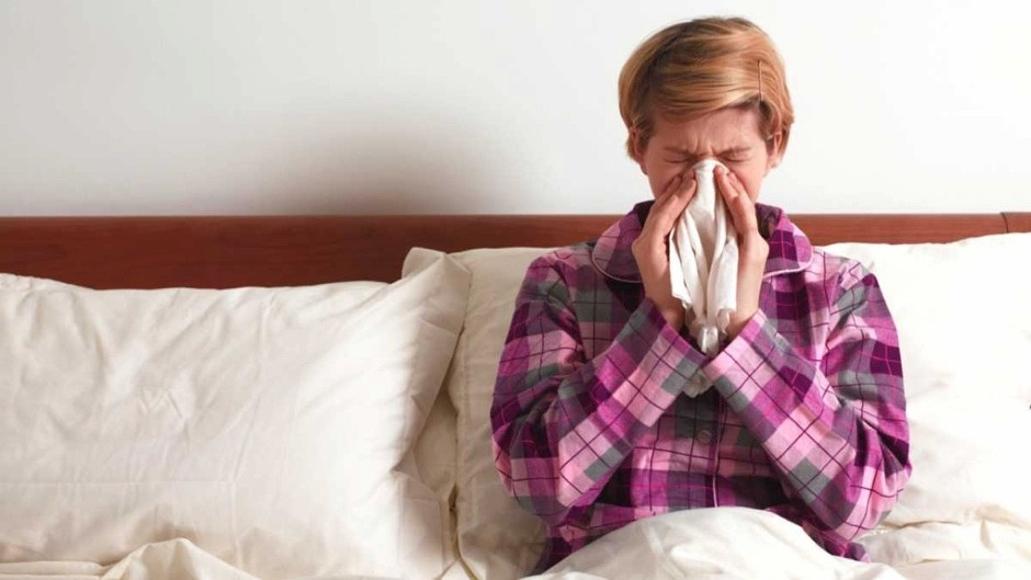 Can people have two colds at the same time? © Getty Images