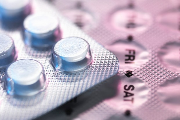 The Birth Control Pill © Getty Images