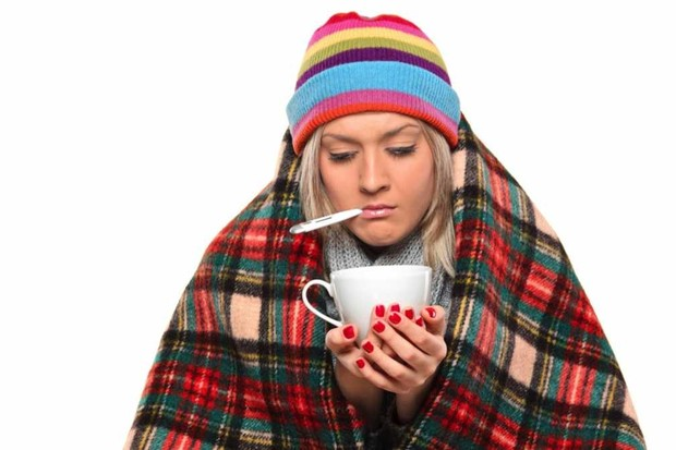 Why do you shiver when you have a fever? © Getty Images