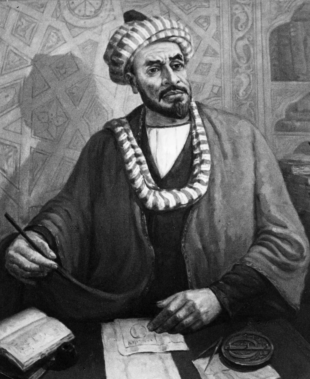 Muhammad al-Khwarizmi © Sovfoto/UIG via Getty Images