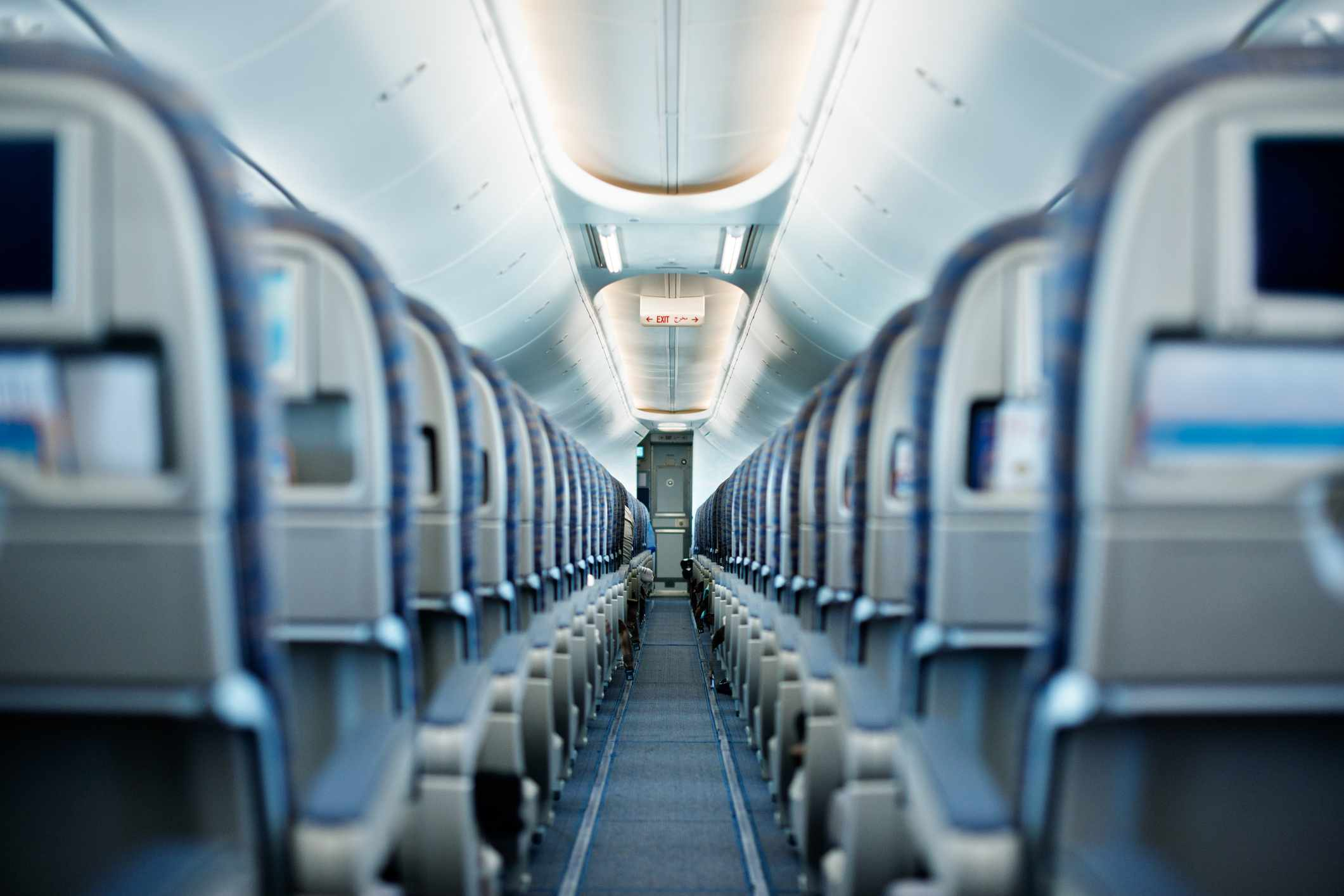 Why don't passenger seats on aircraft face backwards? © Getty Images