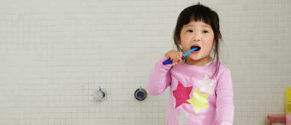 What's the best way to brush your teeth? © Getty Images