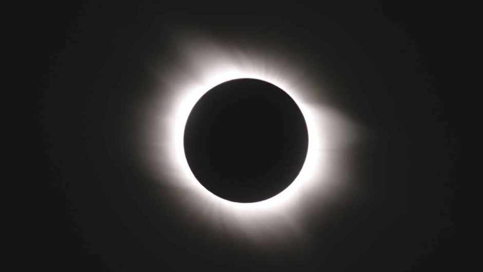 How far apart are the Sun, Moon and Earth during eclipses? © Getty Images