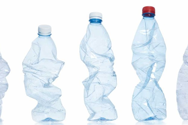 Can plastic bottles be reused in the way glass bottles were in the past? © Getty Images