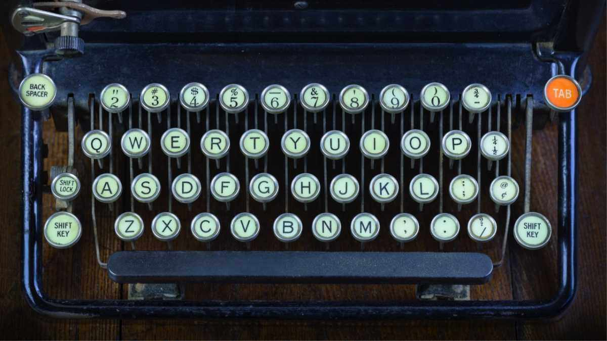 Why is QWERTY on our keyboards?Why is QWERTY on our keyboards? © Getty Images