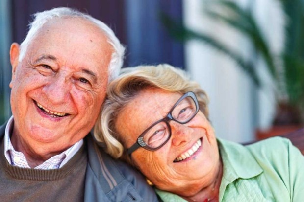 What connects smiling and long life? © Getty Images