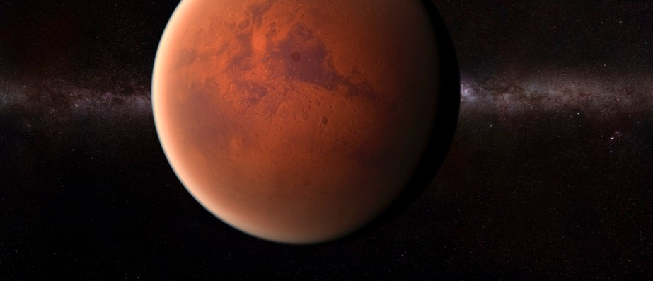 Could we create a breathable atmosphere on Mars?