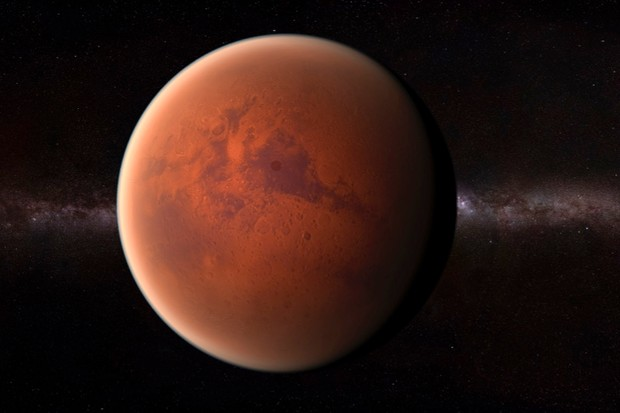 Could we create a breathable atmosphere on Mars? © Getty Images