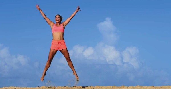 How does physical exercise help reduce stress?