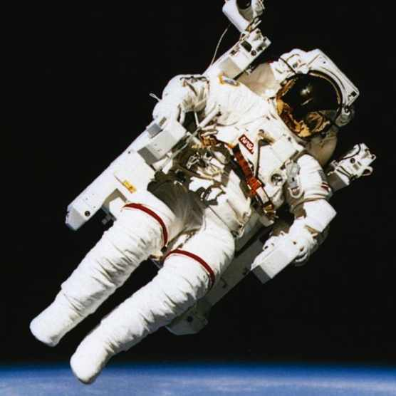 Will spacesuits ever become less bulky? © Eye Ubiquitous/UIG via Getty Images