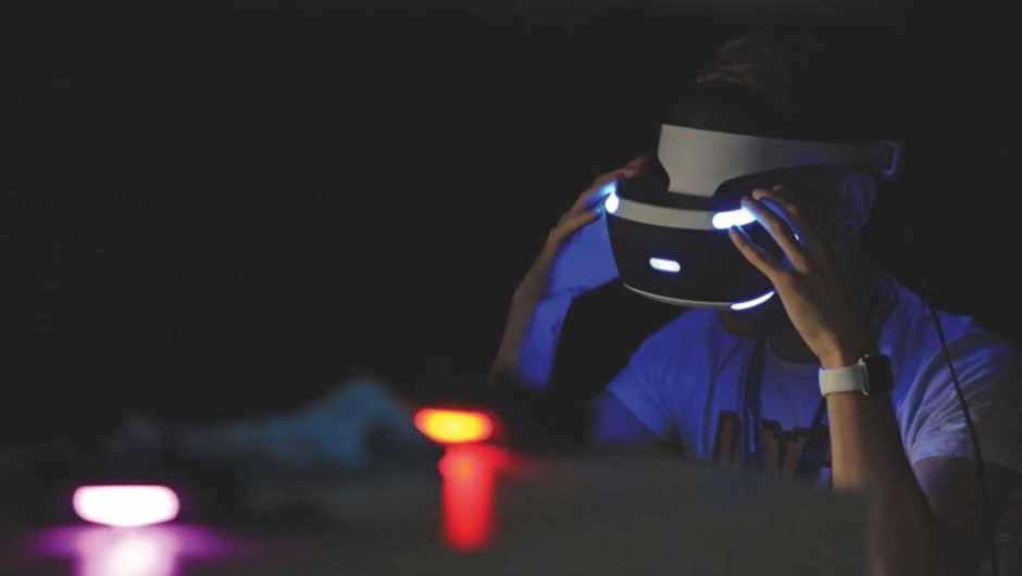 Can VR headsets make you sick? © Getty Images