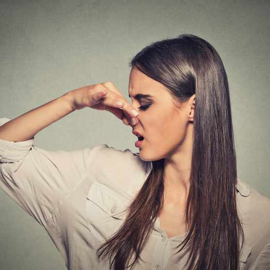 Why do some smells cause disgust? © Getty Images