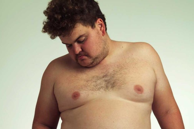 Why do men have nipples? © Getty Images