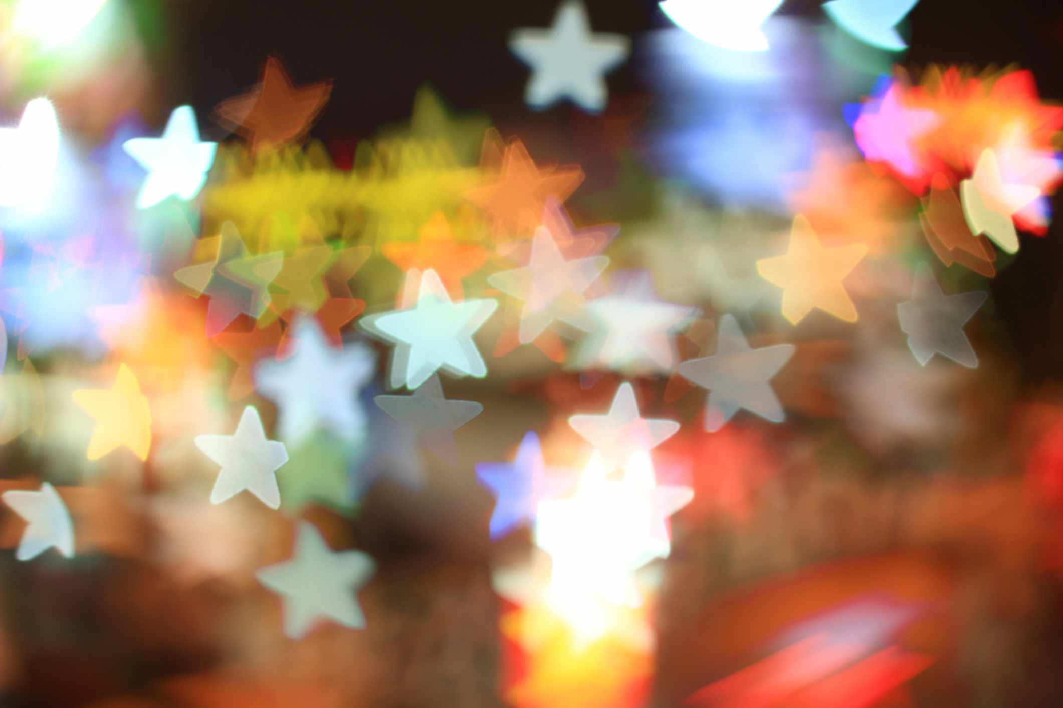 Why do you see stars if you bump your head? © Getty Images