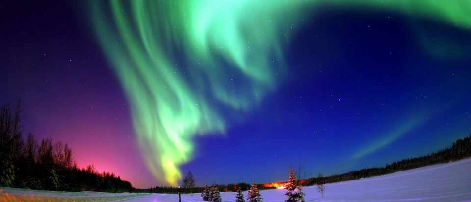 What causes the Northern Lights? © Getty Images