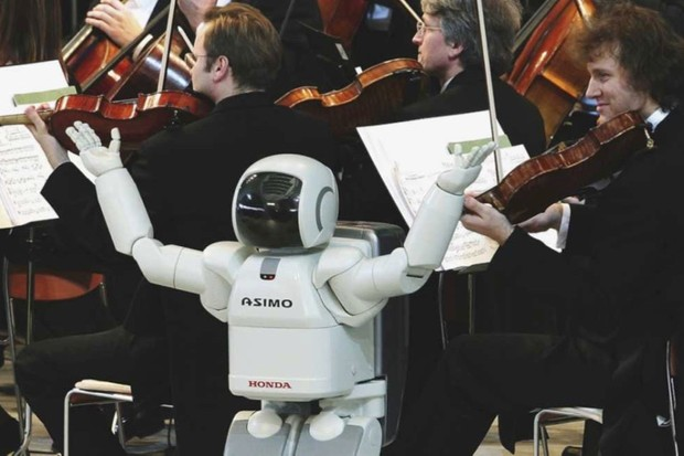 Could a computer conduct an orchestra? © Getty Images