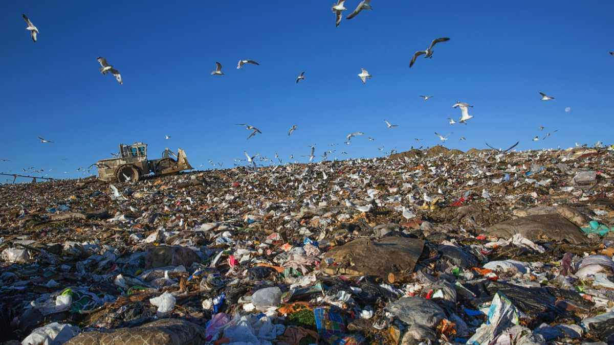 How long before it will be profitable to mine landfill sites? © Getty Images