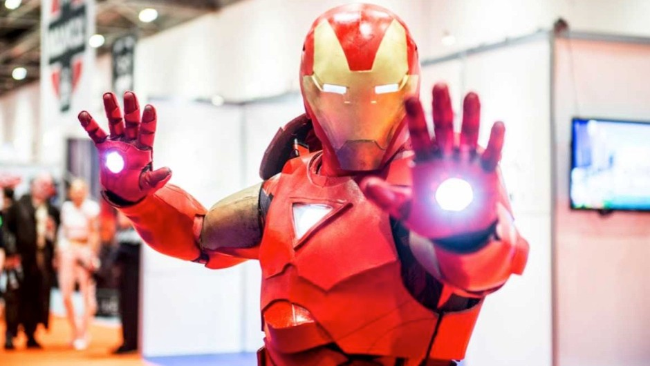 Could we build an armoured suit like the one in Iron Man? © Getty Images